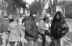 Catalin, George, Dani (de la stg. la dr.)