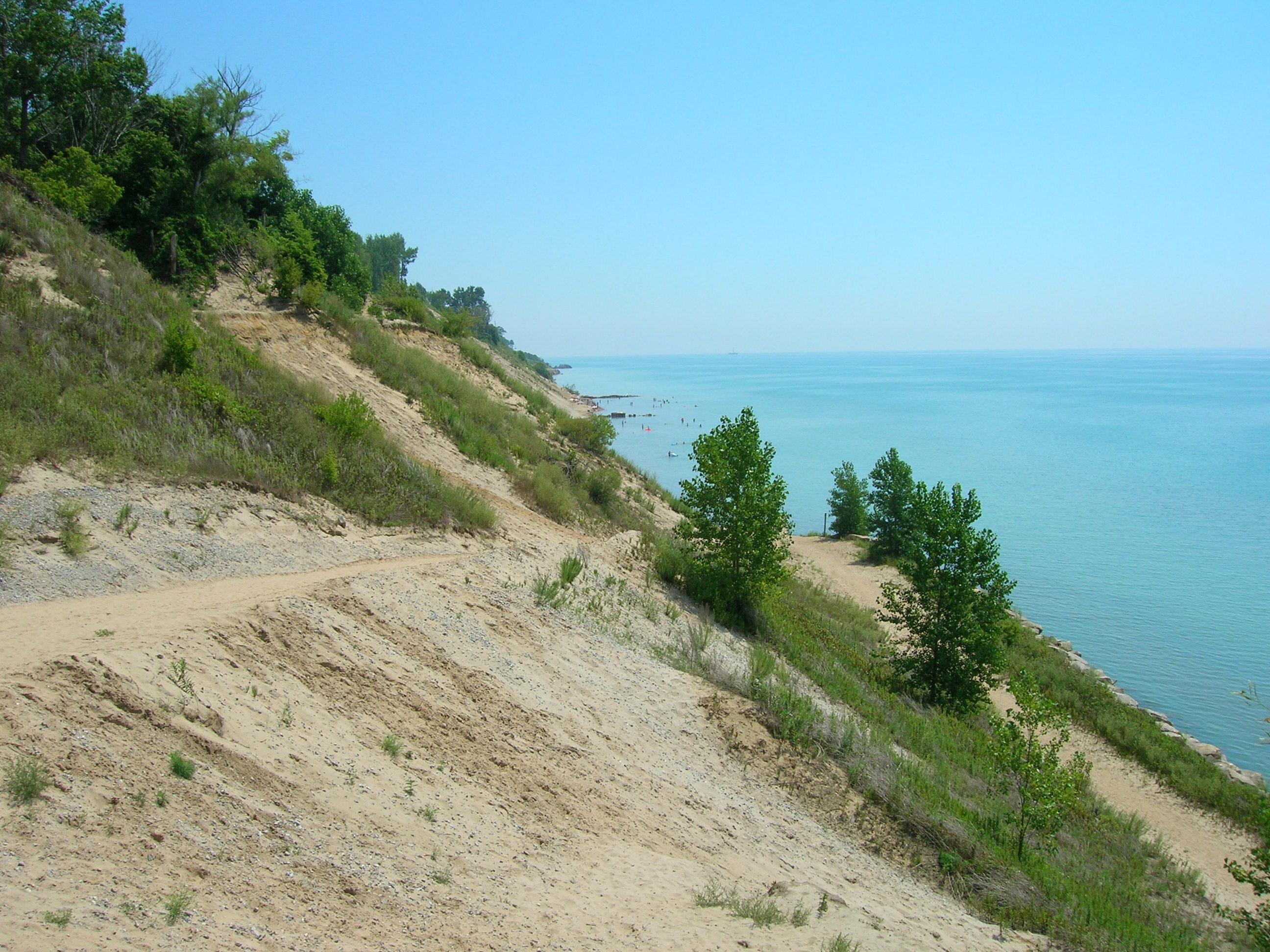 Sandy Hill - Lake Erie