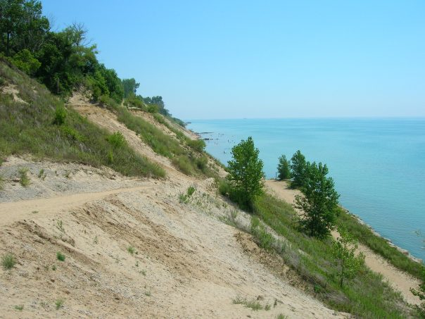 Sandy Hill - Lake Erie