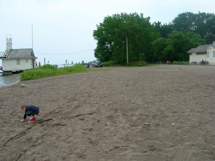 Cherry Beach, Toronto