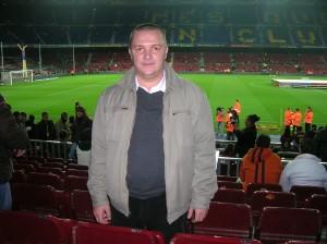 Barcelona, Nou Camp, 2 ianuarie 2009