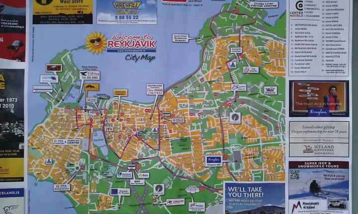 CityMap Reykjavik