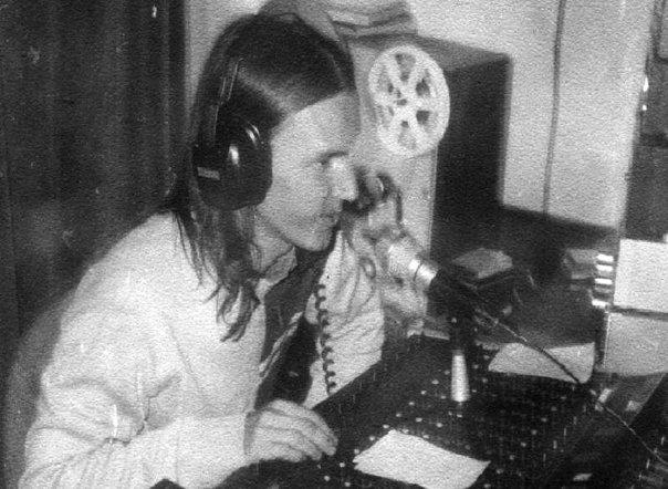 Primele zile la Radio Cinemar Baia Mare - iulie 1993.
