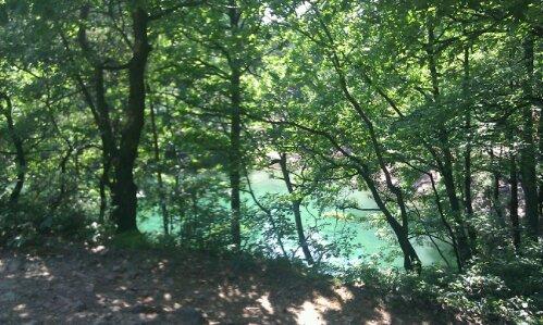 Lacul Albastru, Baia Sprie, Baia Mare, Maramures