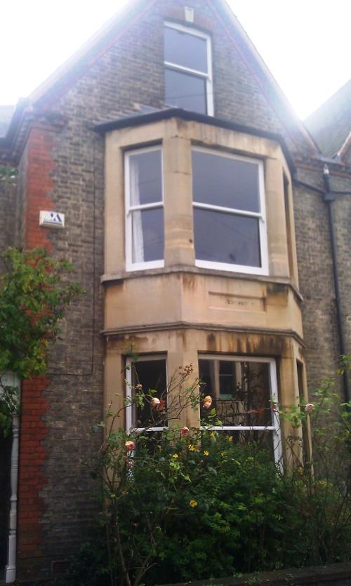 Syd Barrett's birthplace.