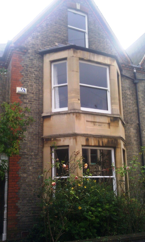 Syd Barrett's birthplace.