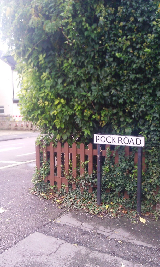 Turn to Rock Road - there's a good chance you'll become a Rock star if you grow up here. ** ** Surrey-born Roger Waters was brought to live here by his widowed mother Mary in 1945, when he was 2 years old. Read more: http://www.cambridge-news.co.uk/Whats-on-leisure/Choice/A-Pink-Floyd-spotters-guide-to-Cambridge-20130826145629.htm#ixzz2iraI61gT