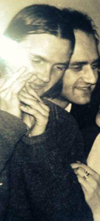 George si Tibi circa 1996