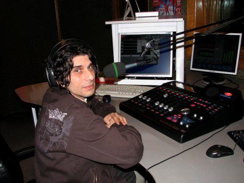 Kirk de la radio.