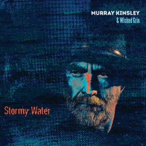 The 2015 album cover from Ottawa band Murray Kinsley & Wicked Grin