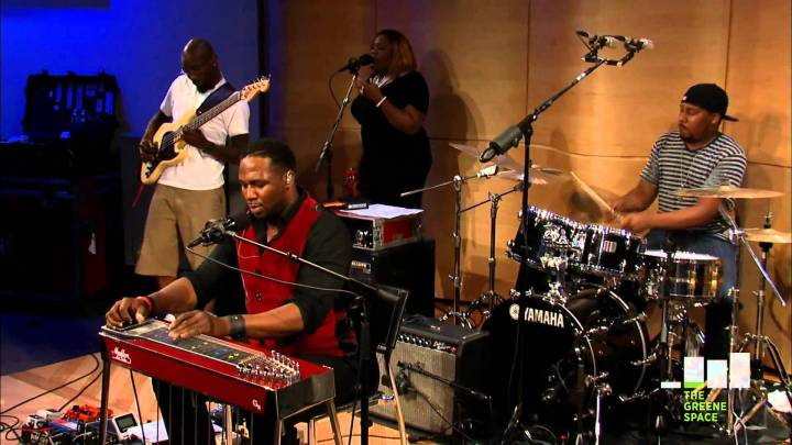 Robert Randolph and the Family Band. Sursa: YouTube