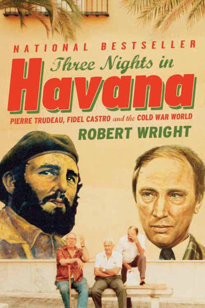 Exquisite writing and storytelling from Canadian historian Robert Wright